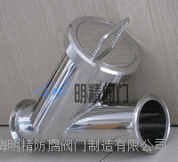 Y型衛生級過濾器 GL81W-16P