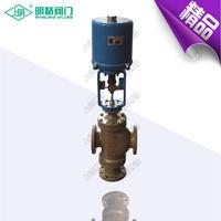 電子式三通電動調節閥 ZDSF(H)型