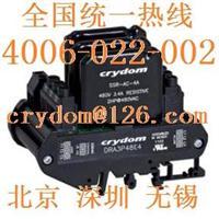 Sensata三相固态继电器Crydom交流SSC无触点接触器DRA3P48E DRA3P48E2