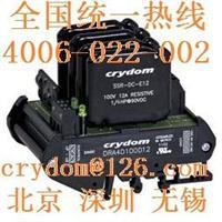 Crydom正反向电机正反转无触点直流接触器型号DRA4D250E DRA4D250E6