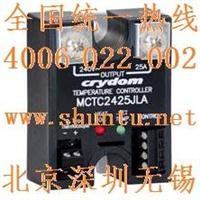 进口可控硅温度控制器MCTC2425KLA可控硅控制器SSR可控硅温控器Crydom电子温度控制器 MCTC2425KLA