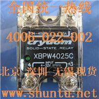 Crydom美国快达继电器SSR固态继电器型号25A进口固态继电器XBP4025C现货 XBP4025C