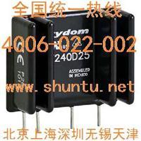 美国Crydom固态继电器PF240D25小型固态继电器型号PFE240D25进口固态继电器选型 PF240D25
