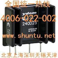 Crydom固态继电器SSR小型固态继电器型号PFE240D25固态开关进口大功率固态继电器 PFE240D25