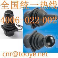 进口摇杆开关厂家美国CH摇杆型号3140SAL600霍尔式工业操纵手柄joystick飞行操纵杆 3140SAL600