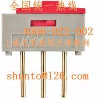 NKK开关switches现货SM0320102滑动开关型号SM-03201进口拨动开关SM SM-03201