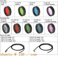 Autonics视觉传感器偏振滤镜FL-BP-VG微小型工业相机蓝色光镜头 FL-BP-VG