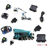 FaberCom高空平台车进口负载力矩限制器