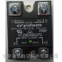 90A进口固态继电器H12WD4890现货LED指示灯快达SSR H12WD4890PG