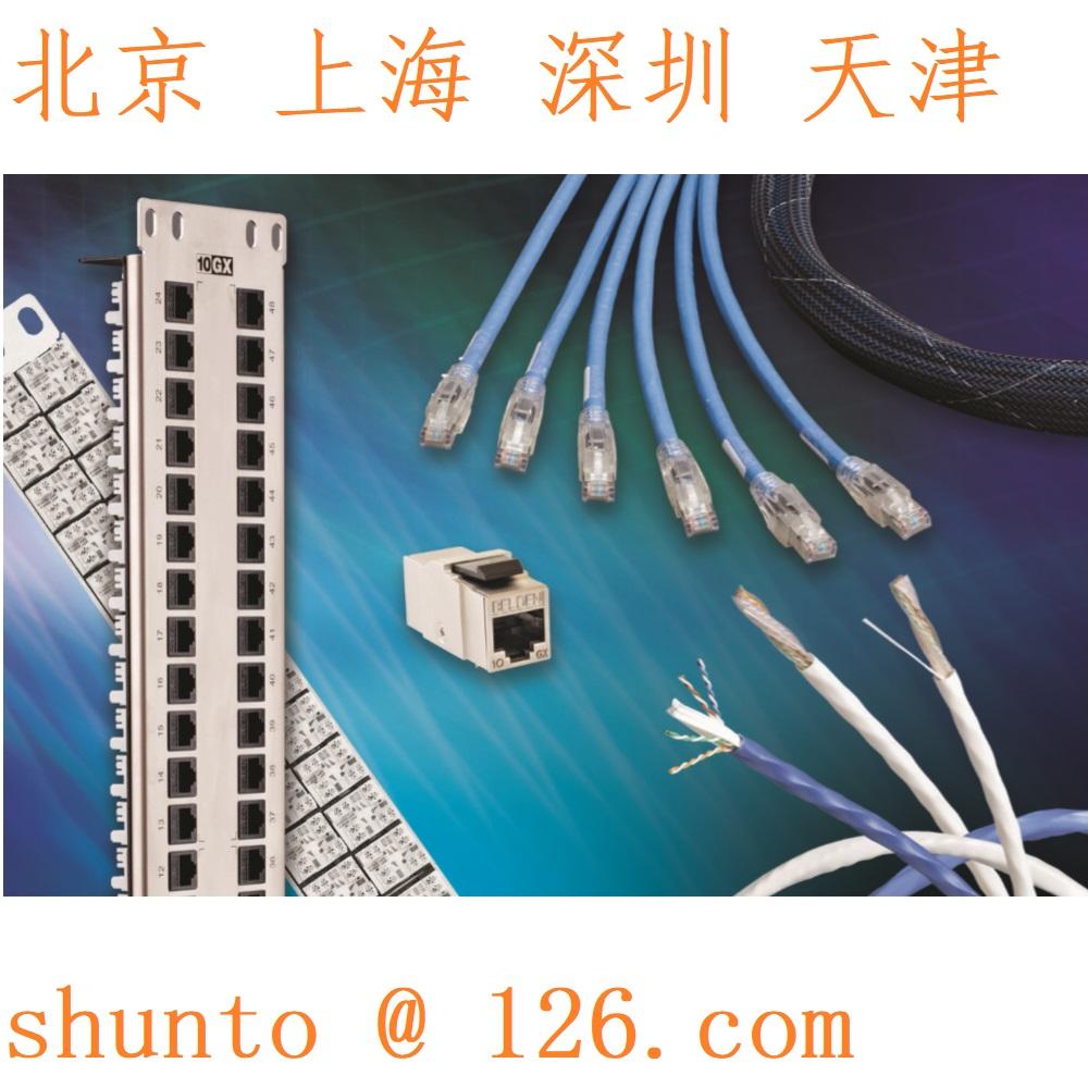 BELDEN百通线缆网线电线光纤