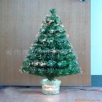 新穎獨特的光纖圣誕樹