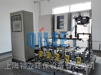 化学药剂溶解投加全自动加药装置 QPDS-P2M0-I