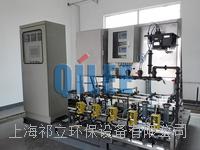 化学水处理加药装置 QPDS-P6M0-I