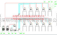 注塑機粉料供料系統 10-1