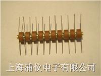 高壓陶瓷電容串