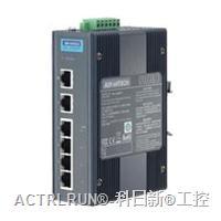 研华EKI-2526PI宽温型6端口PoE工业以太网交换机 EKI-2526PI