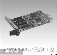 研华CPCI通讯卡 MIC-3612含浪涌保护功能的 4 端口 RS-232/422/485PCI 通讯卡 MIC-3612