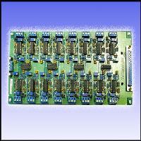 ACTRLRUN K-804 16路热电阻调理板 K-804