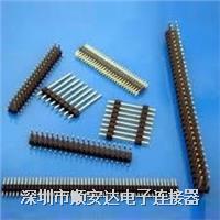 雙排針2.0 雙排針2.0  雙排針2.54,間距1.27mm2.0mm2.54mm