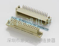 歐式插座接插j件 歐式插座接插件觸點數:20、32、48、64、96、120、128、150,160