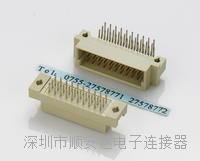 DIN41612 DIN41612接插件 HCCI DIN41612接插件,接觸點數:20芯30芯32芯40芯48芯