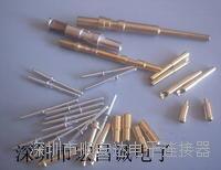 冠簧插針 冠簧針孔0.5mm,0.8mm,1.0mm,1.5mm,2.0mm,3.0mm