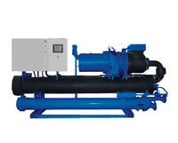 螺桿式冷水機 KSL系列
