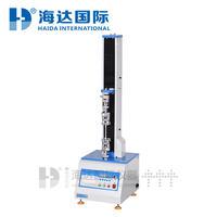 经济型单柱拉力试验机(带列印) HD-B602