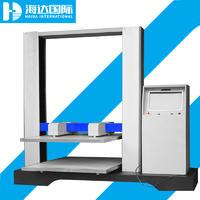 瓦楞纸箱压缩强度试验机 HD-A505S-1200