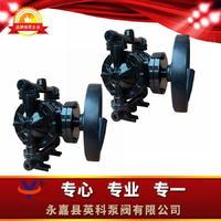 新型铝合金手动隔膜泵