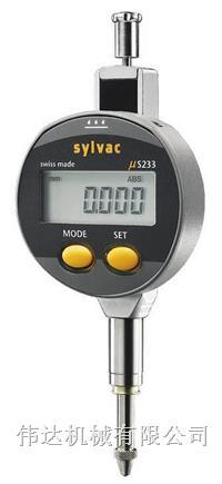 瑞士SYLVAC小型数显杠杆表905.4140 905.4140
