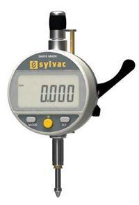 SYLVAC S_Dial work 数显千分表25mm 0.001mm升级保护型 805.5505
