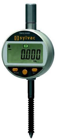 805.5625  50mm IP67多功能型数显千分表 SYLVAC 805.5625