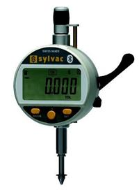 805.6301  12.5mm 带蓝牙传送IP67多功能型数显千分表 SYLVAC  805.6301