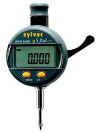 905.0151  25mm简单实用型IP67数显千分表 SYLVAC  905.0151