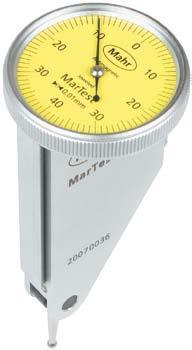 800 V  德國MAHR 0.4mm垂直型杠桿表4302200 800 V