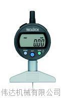 日本TECLCOK得乐 数显标准型深度计 DMD-210J、DMD-211J、DMD-213J、DMD-214J、DMD-215J、