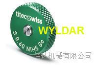 S0.9 NIHS GO 螺纹环规-通端 钟表行业专用瑞士TITEC SWISS S0.9 NIHS GO 螺纹环规-通端