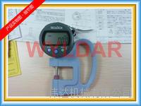 SMD-540J 0~12mm数显数字厚度表日本TECLCOK得乐 SMD-540J