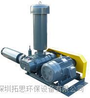 熔噴擠出設備專用高壓魯氏鼓風機