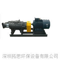 現貨供應恒壓熔噴布熔噴設備專用羅茨鼓風機 TH-80