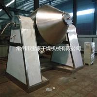 紫外线吸取剂UV-9搪玻璃双锥回转真空干燥机