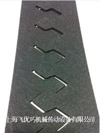 耐切割耐磨耐油透气裁床输送带