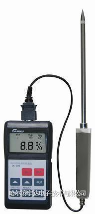 手持油類水分測量儀|廢油水分檢測儀 【SANKU】SK-100型