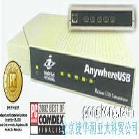 Digi AnywhereUSB - USB Over IP 集线器