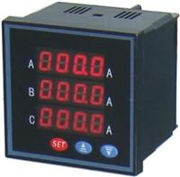 三相电流表 PZ80-AI3/C