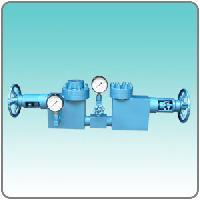 高压集成配水装置
