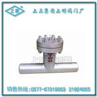 呼和浩特阀门厂 对焊连接直流式T型过滤器 对焊连接直流式T型