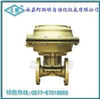 无带手操往复型气动隔膜 EG641W