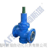 气体专用直接作用式波纹管减压阀 T44H/Y型